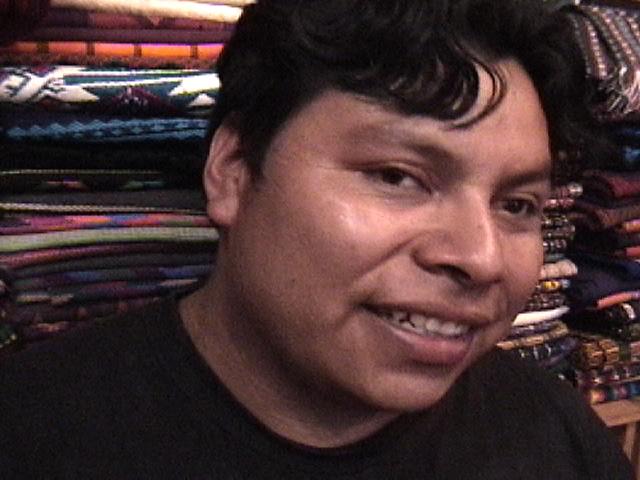 Baldomero Cuma Chávez (Kawoq): No les da vergüenza hablar kaqchikel, ¿verdad?